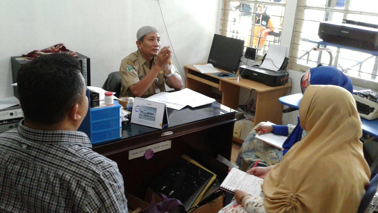 Pertemuan dengan Wasor  TB-HIV Kalimantan Barat